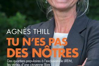 """Agnès Thill : """"nous avons un vrai problème de démocratie"""""""
