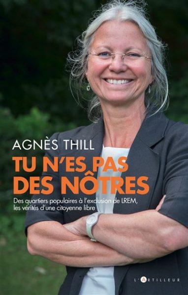 Agnès Thill : «Dans la religion catholique tout vient de Dieu tandis que dans la franc-maçonnerie tout vient de l'homme»