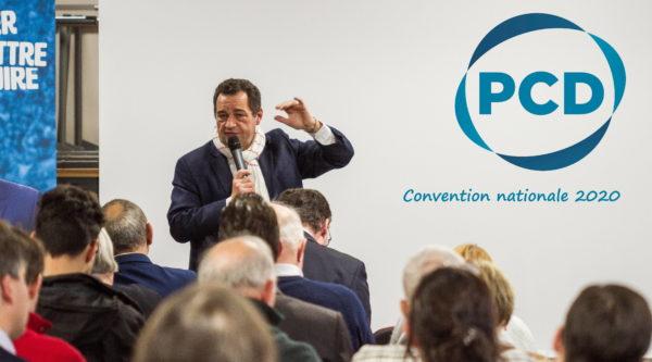 Le 3 octobre, le Parti Chrétien-Démocrate tiendra sa convention nationale à Paris