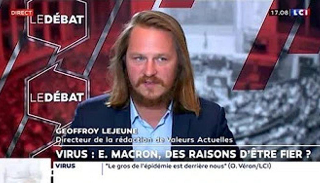 Censure médiatique : Le Monde ordonne, LCI se soumet !