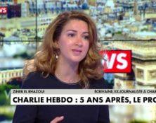 """Zineb El-Rhazoui :""""Le communautarisme mène fatalement à la guerre !"""""""