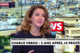 Zineb El-Rhazoui :»Le communautarisme mène fatalement à la guerre !»