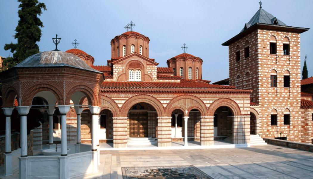 Le monastère d'Ormylia : son histoire et son artisanat