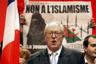 """""""Vous faites le jeu de Le Pen"""", que n'ai-je entendu cet argument"""
