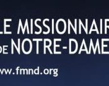 """La Famille Missionnaire de Notre-Dame participera samedi 10 octobre 2020 aux manifestations """"Marchons enfants !"""""""