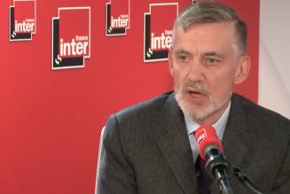 L'écrivain et avocat François Sureau élu à l'Académie française