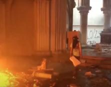 Chili: 2 églises incendiées par l'extrême-gauche