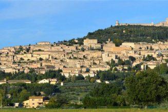Le monastère Sainte Colette, une présence française à Assise