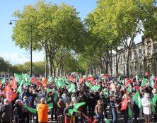 Manifestations contre la barbarie : larges échos dans la presse