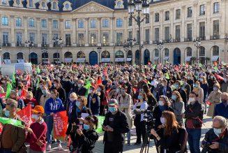 """Manifestations dans toute la France contre la barbarie du projet """"bioéthique"""""""