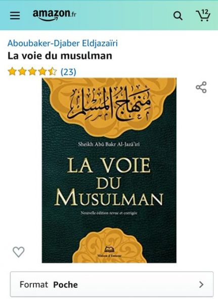"""""""Dieu veut que les musulmans exterminent les polythéistes"""""""