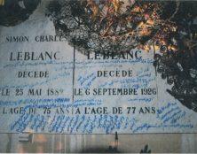 Profanation du cimetière de la ville d'Orange