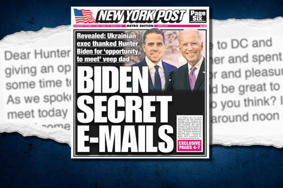 Un article du New York Post censuré par Facebook et Twitter