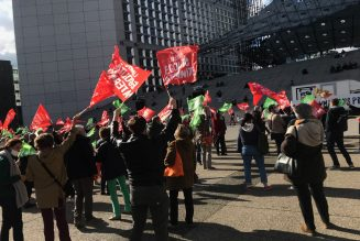 Diaporama des manifestations du 10 octobre