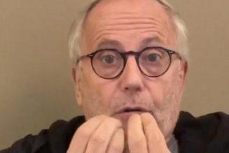 "Fabrice Luchini : On n'a plus envie d'aimer ce gouvernement, ni rien"""