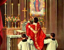 Le caractère missionnaire de la liturgie traditionnelle