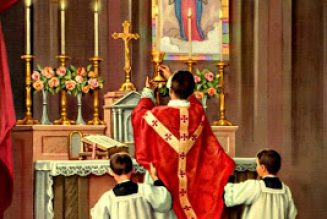 """Lettre de l'abbé Pellabeuf au pape pour l'abrogation de """"Traditionis Custodes"""" : """"On ne peut pas se réclamer de Vatican II et approuver sans réserve le missel récent"""""""