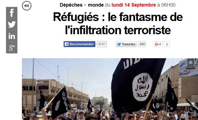 Le terroriste de Nice est un migrant tunisien entré illégalement en France