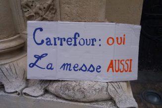 Les catholiques de Draguignan sont en colère, monsieur le Premier Ministre !