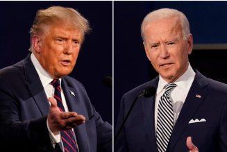 Joe Biden dispose de 232 Grands Électeurs certifiés contre 223 pour Trump