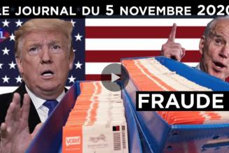 I-Média – Etats-Unis : chaos, fraude et propagande