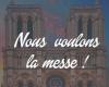 Pour la messe : annonce de manifestations dans le Vaucluse avec messe publique