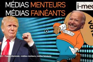 I-Média – Fraude électorale : médias menteurs, médias fainéants