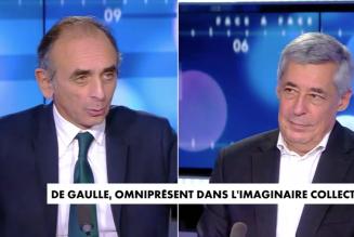 """Zemmour face à Guaino : """"Il faut mettre à bas le pouvoir des juges qui ont kidnappé la souveraineté du peuple"""""""