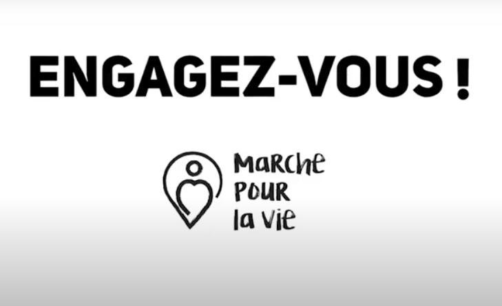 La Marche Pour la Vie du 17 janvier recrute ses bénévoles