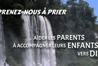 Le site «Prier en famille» devient «Apprenez-nous à prier»
