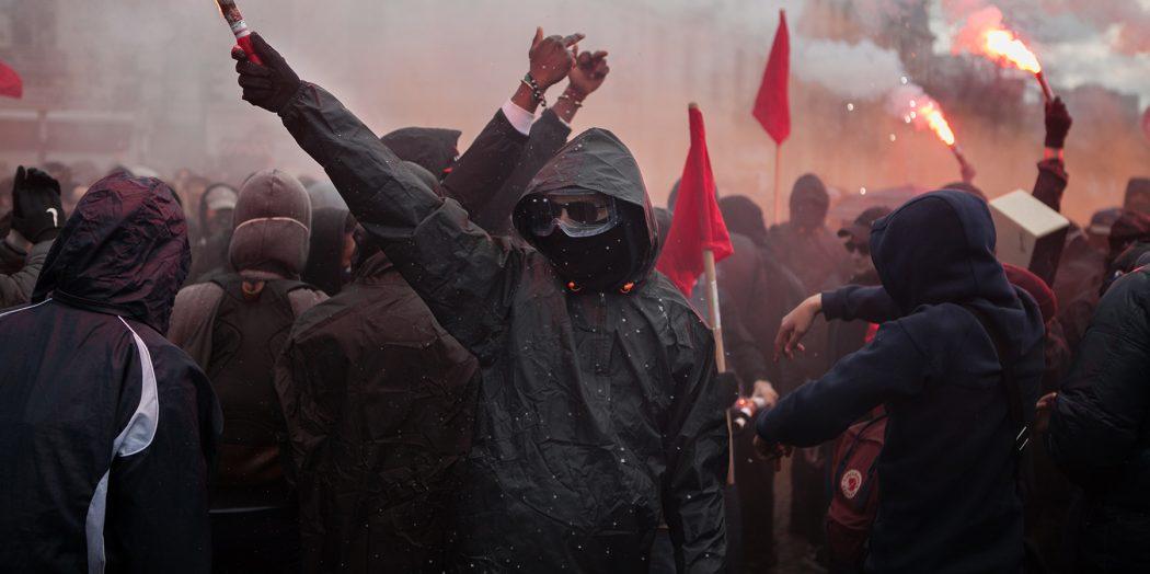 Alors que l'extrême gauche est très minoritaire, elle peut fort bien devenir la seule opposition crédible au macronisme