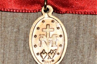 Le M de la Médaille Miraculeuse a 190 ans