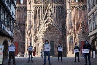 Nouvelle manifestation à Strasbourg dimanche pour la messe