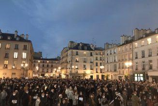 """Manifestation pour la messe à Versailles : """"Les évêques avec nous !"""""""