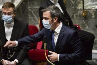 Covid au Parlement. Ambiance, ambiance, ou la fête à Véran (séance du 3/11 à l'Assemblée nationale)