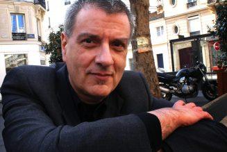 David Miège rend hommage à Daniel Hamiche