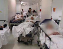 La saturation des hôpitaux n'a rien à voir avec la crise de la  COVID