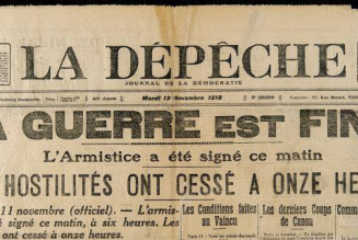 11 Novembre 2020 – La cantate à l'étendard par l'Académie Musicale de Liesse