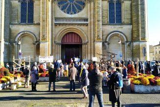 Manifestations pour la messe à Quimperlé, Brest, Saumur, Niort, Bourges, Bordeaux