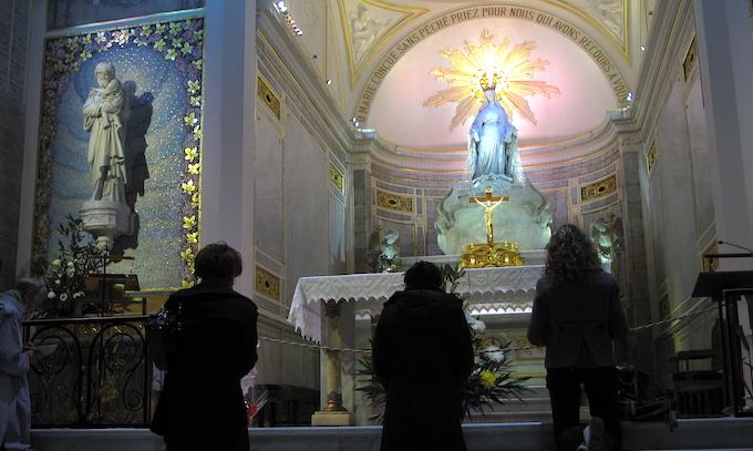Neuvaine à Notre Dame de la Médaille miraculeuse – Jour 3
