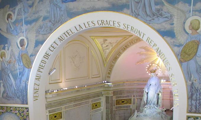 Neuvaine à Notre Dame de la Médaille miraculeuse – Jour 6