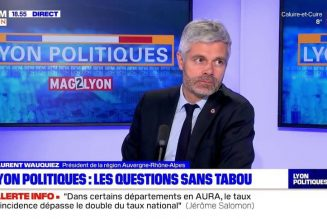 Laurent Wauquiez soutient toujours la Manif pour Tous