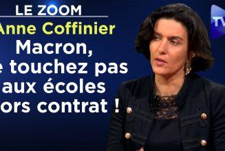 Anne Coffinier : «Macron, ne touchez pas aux écoles hors contrat !»