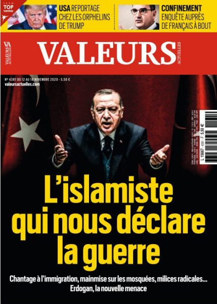 Erdogan à la conquête de l'Europe