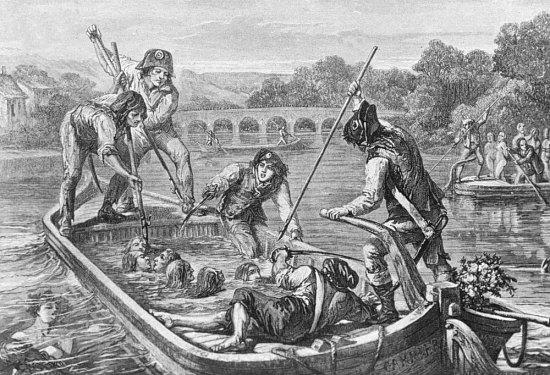 Il y a 227 ans, la république noyait 90 prêtres à Nantes