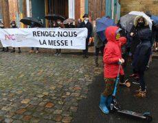 Nantes :  le Collectif maintient sa manifestation. Versailles : manifestation annulée