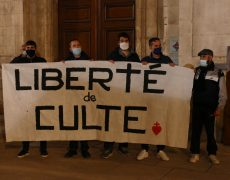 Confinement  partiel  :  L'Association  Familiale  Catholique  de  Nice dépose un référé-liberté contre l'interdiction des messes