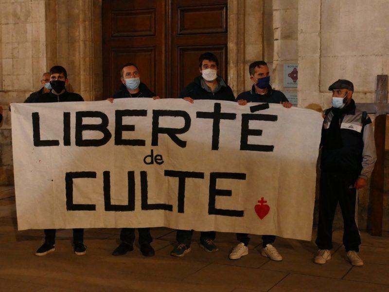 Liberté du culte: en Belgique aussi