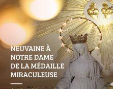 Neuvaine à Notre Dame de la Médaille Miraculeuse