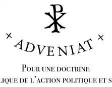Nouvelle formation sur la doctrine du Règne Social du Christ